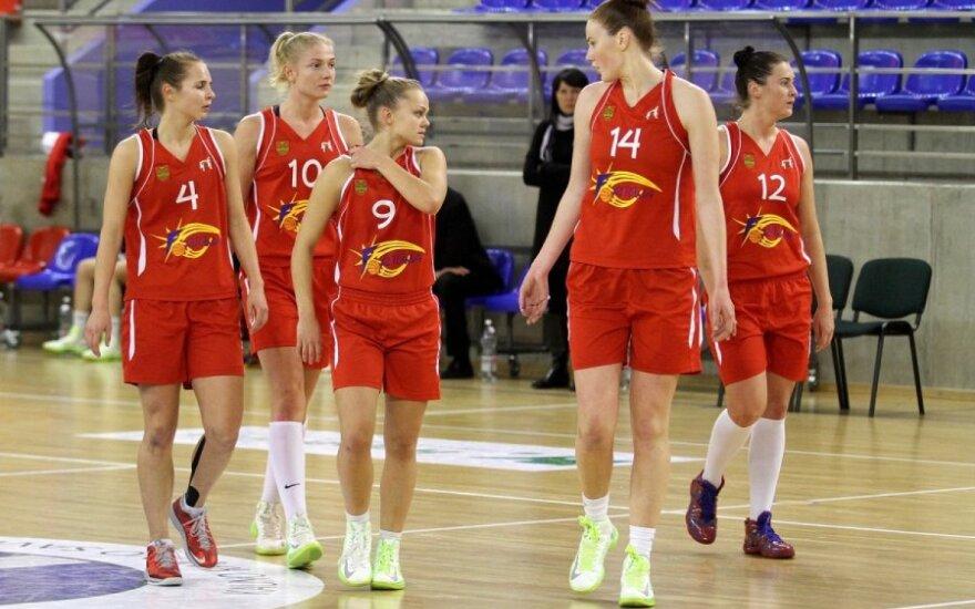 Lietuvos moterų krepšinio lygos bronzos medalių likimas spręsis po penkto mačo