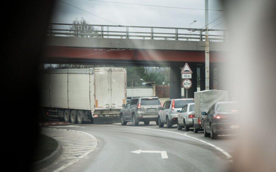 Transporto paslaugų eksportas pernai augo 16 proc.