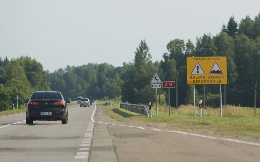 Road traffic safety improves in Lithuania