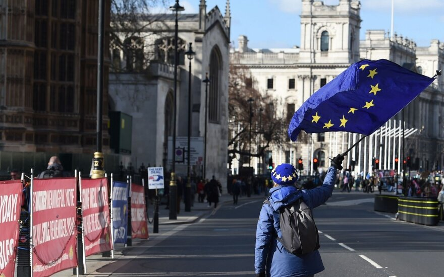 """Pasirengusi ar ne? Britanijos pasiruošimas """"Brexit"""" be sutarties scenarijui"""