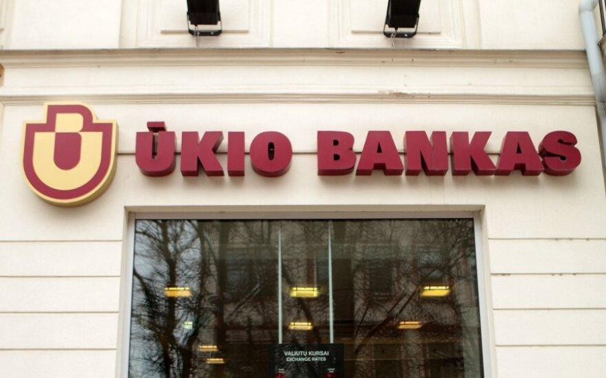 A.Audickas pateikė išvadą dėl Ūkio banko