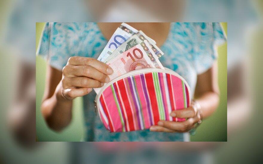 Vokietijos pramonė atlaikė skolų krizės audrą