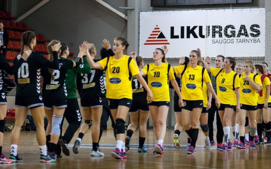 Baltijos moterų rankinio lygos startas