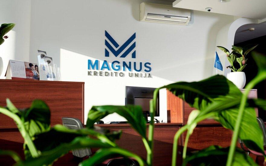 Magnus kredito unija