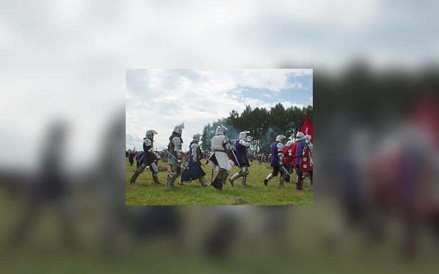 T.Baranauskas. Žalgirio mūšis – mūsų Pergalės diena