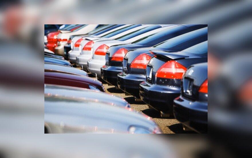 Latvijoje parduodama mažiausiai naujų automobilių Europos Sąjungoje