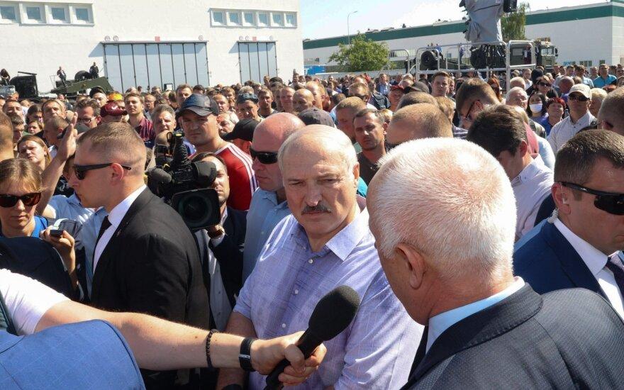 Aliaksandras Lukašenka