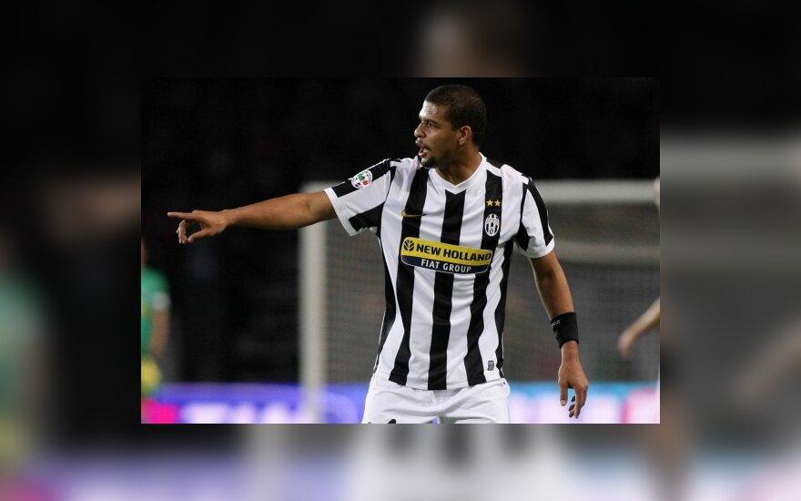 "Felipe Melo (""Juventus"")"