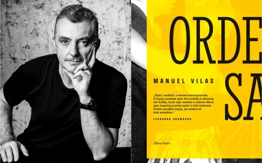 Manuel Vilas. Ordesa