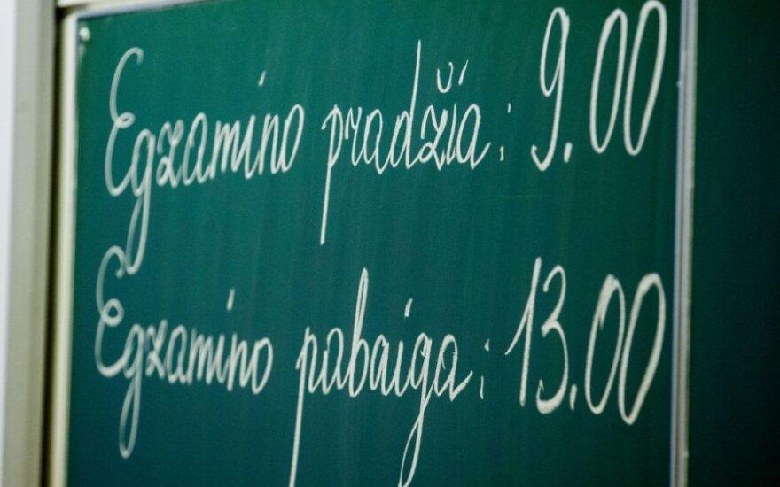 Sunkus informacinių technologijų egzaminas – blogai, per lengvas – irgi