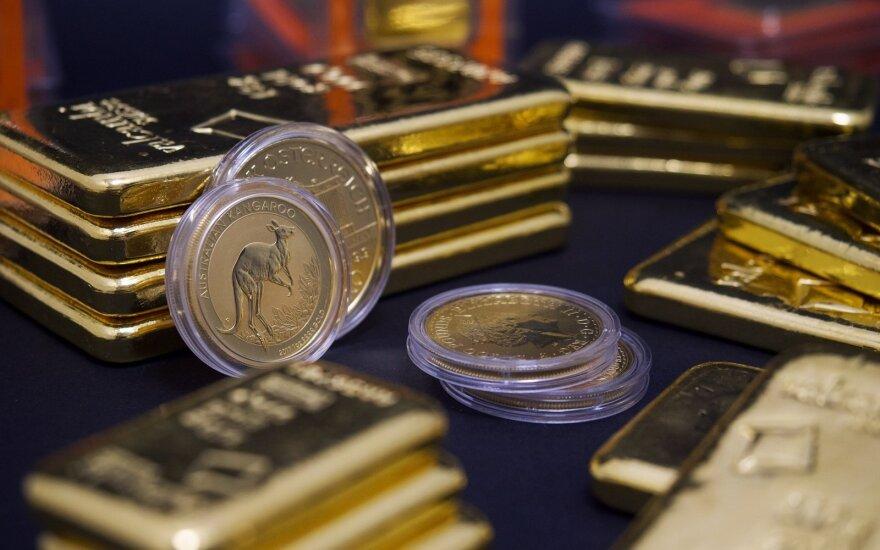 """""""Paysera"""" pradeda prekybą auksu"""