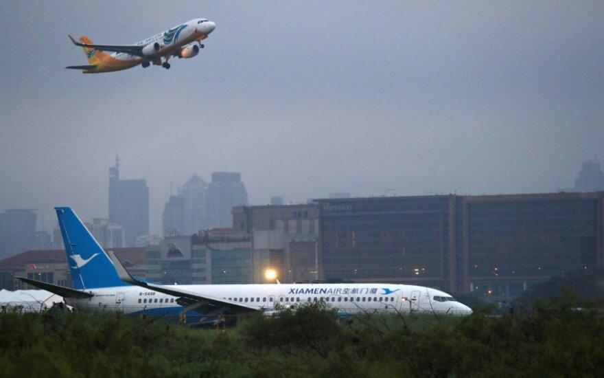 Manilos oro uostas