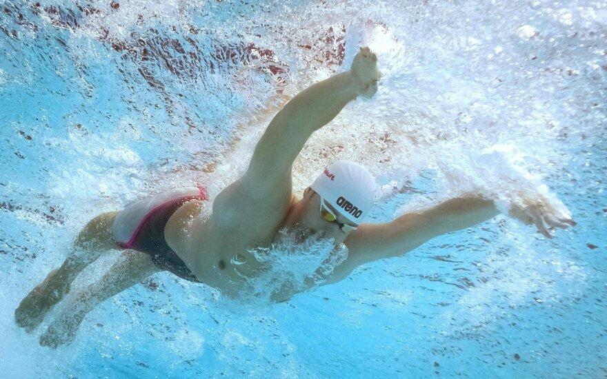 Vengrų plaukikas suimtas dėl priekabiavimo čempionato metu
