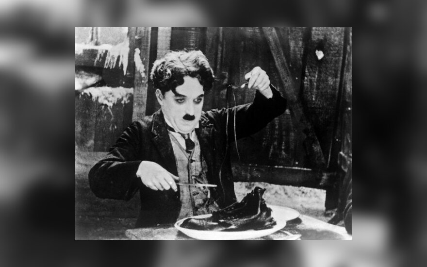 Minimos Ch.Chaplino gimimo metinės