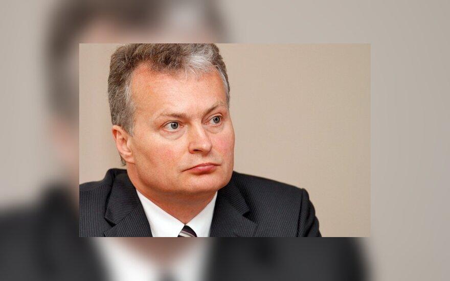 G.Nausėda. Lietuvos ekonominė politika: kol vadovėliai neparašyti...