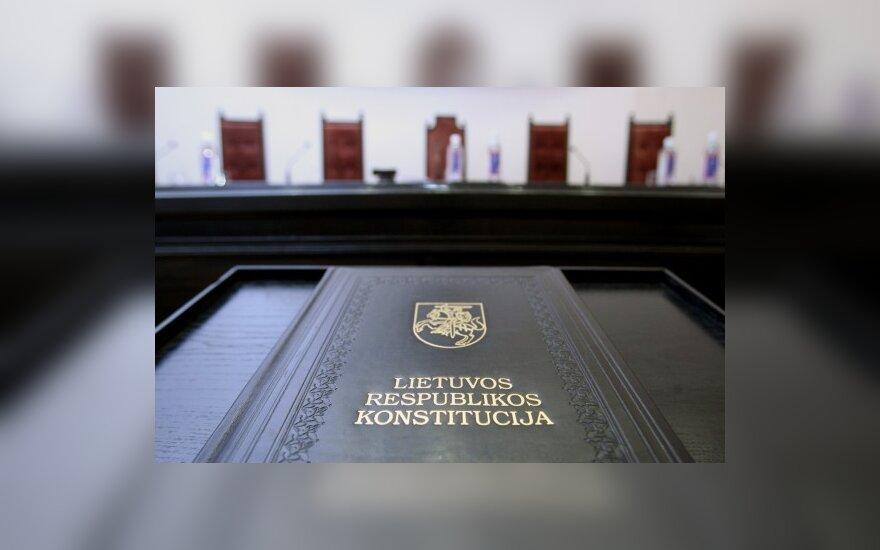 KT: genocido žalos atlyginimo galima reikalauti iš jį vykdžiusių atskirų asmenų, nebūtinai iš Rusijos