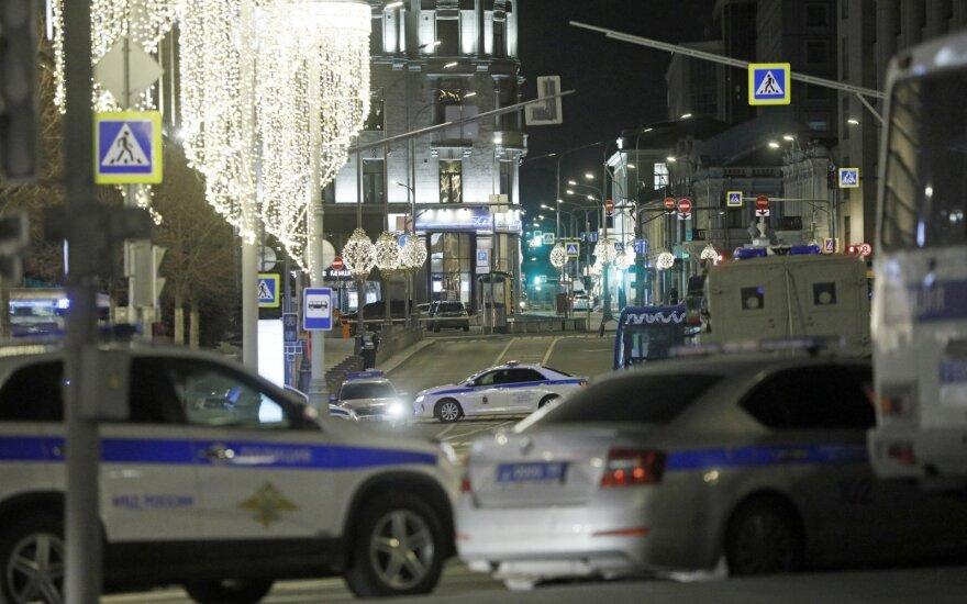 Estijos teismas nesutiko pirma laiko paleisti už bendradarbiavimą su FSB nuteisto ruso