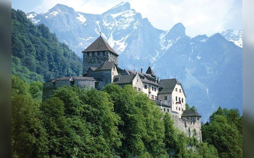 Bedarbių skaičius Lichtenšteine sumažėjo iki 307