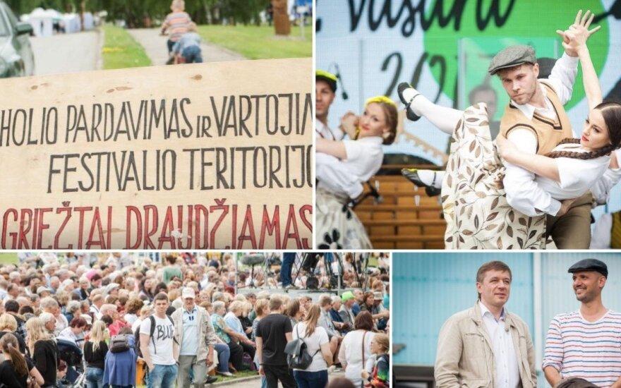 """Festivalis """"Naisių vasara"""""""