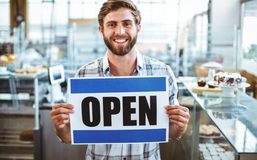 Kaip daiginti smulkų verslą?