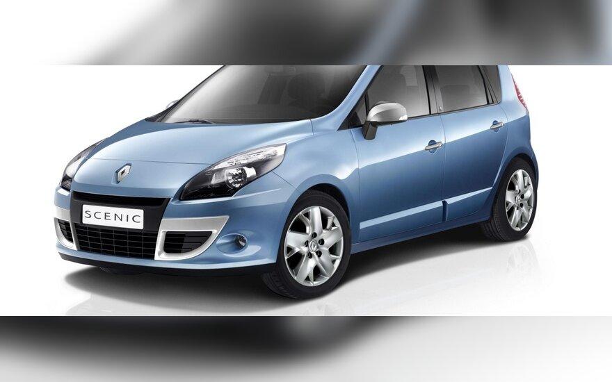 Renault Scénic 15th