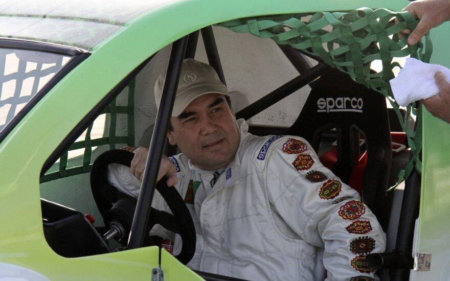 Gurbanguly Berdymuchamedovas