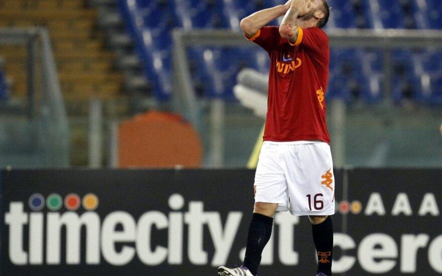 "Daniele De Rossi (AS ""Roma"")"