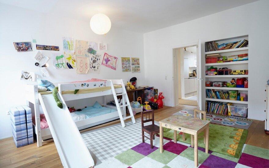 Mokyklinuko kambarys – iššūkis tėvams