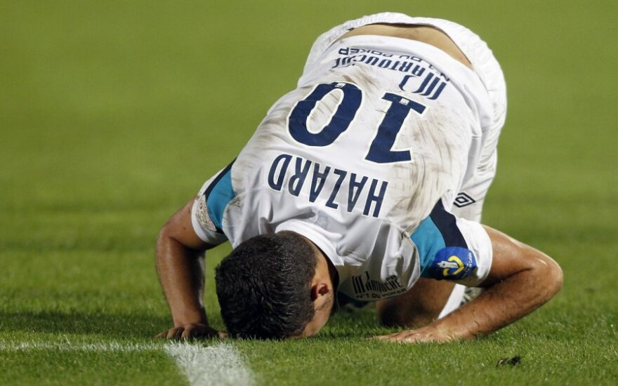 """Edenas Hazard'as (""""Lille"""")"""