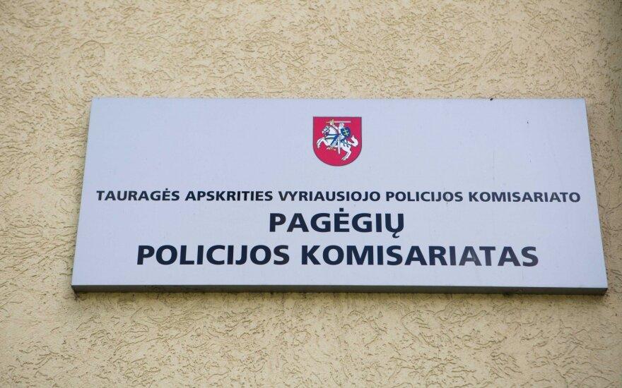 Pagėgių policijos komisariatas