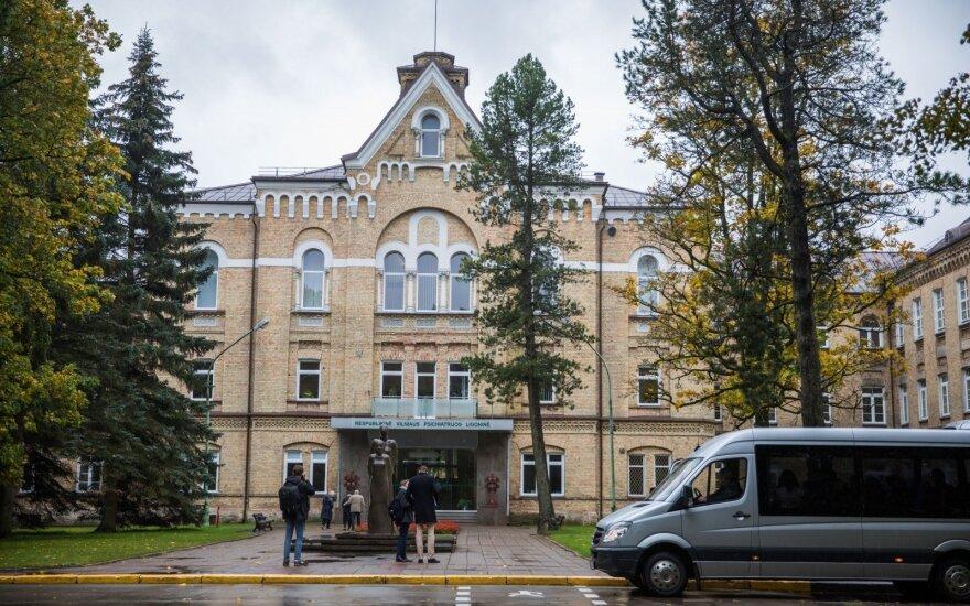 Teismas: Vilniaus psichiatrinės ligoninės automobiliai naudoti ne tarnybiniais tikslais