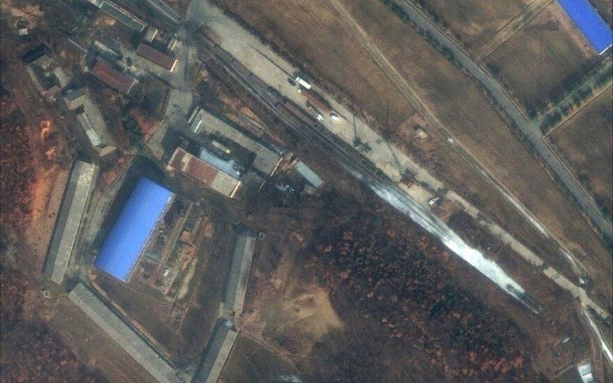 Sanumdongo kompleksas Šiaurės Korėjoje