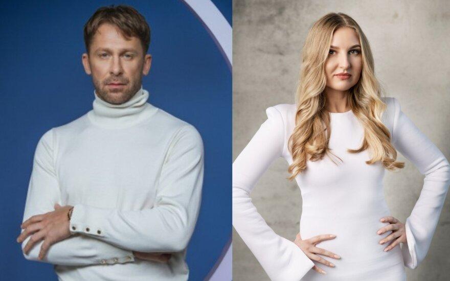 Egidijus Dragūnas, Eleonora Sebrova