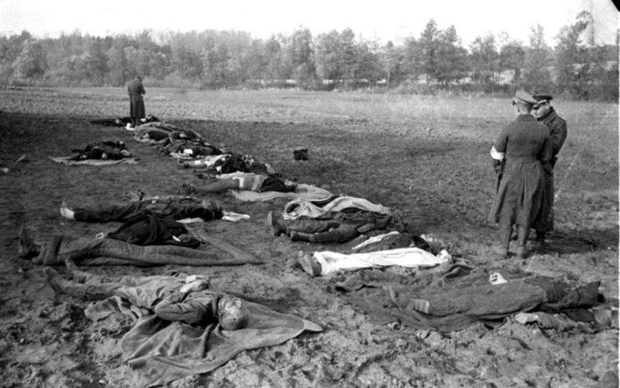 Nemirkiemio (Nemmersdorf) civilių gyventojų masinės žudynės, įvykdytos sovietų karių Rytprūsiuose, įgijo tarptautinį atgarsį.