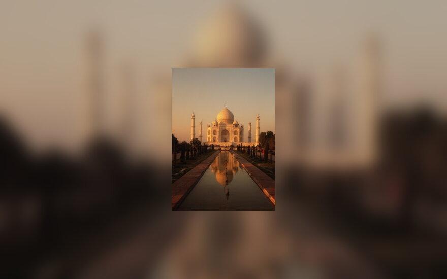 Indijos Taj mahal