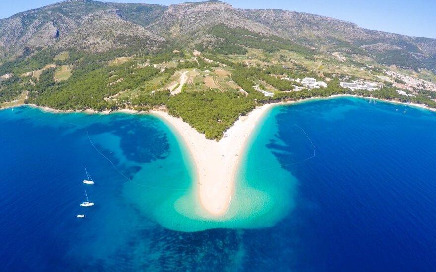 Viena gražiausių Europos pakrančių – Auksinio rago kyšulys