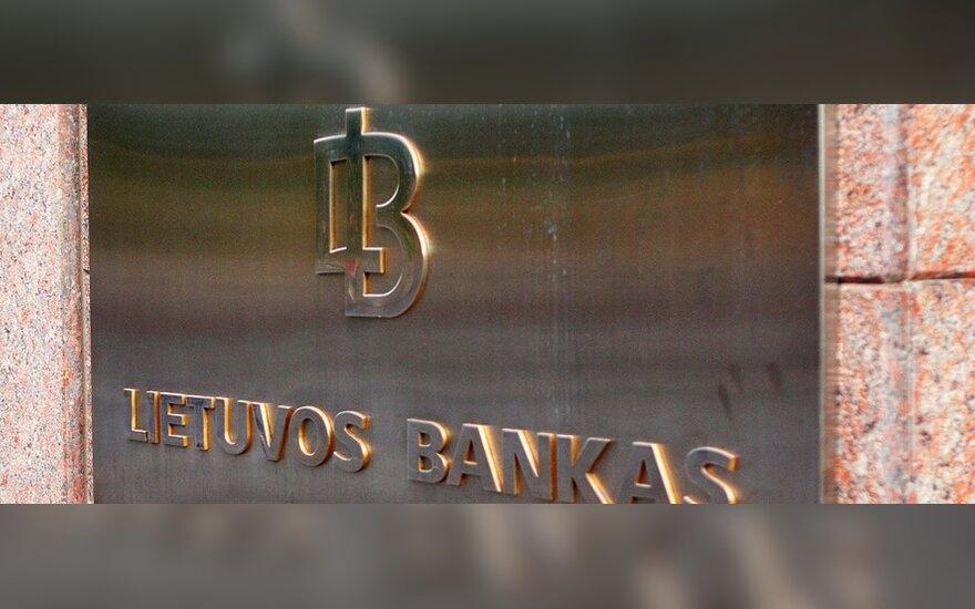 Šalies einamosios sąskaitos balanso deficitas toliau mažėja