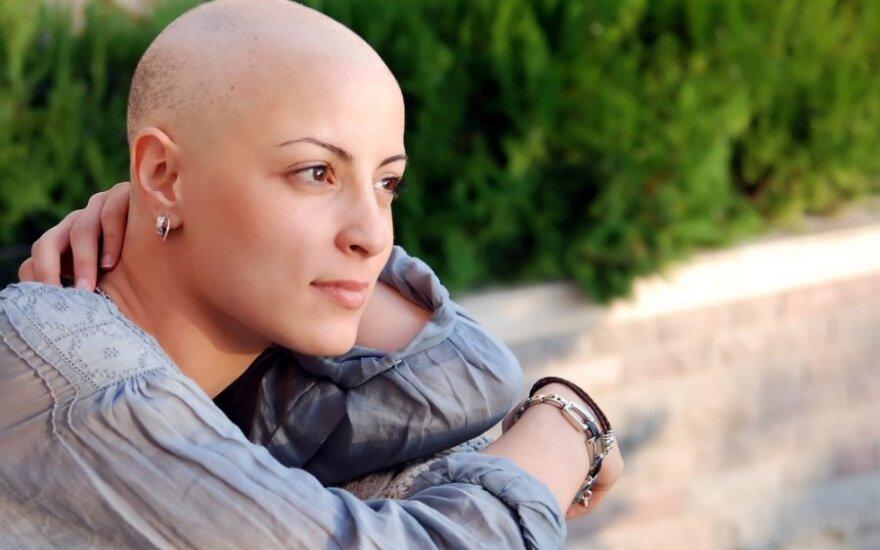 Į dvikovą su vėžiu stoja onkopsichologai