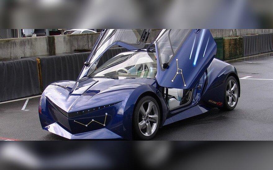 """Toyota koncepcijos  """"Tokyo Auto Salon"""" parodoje"""