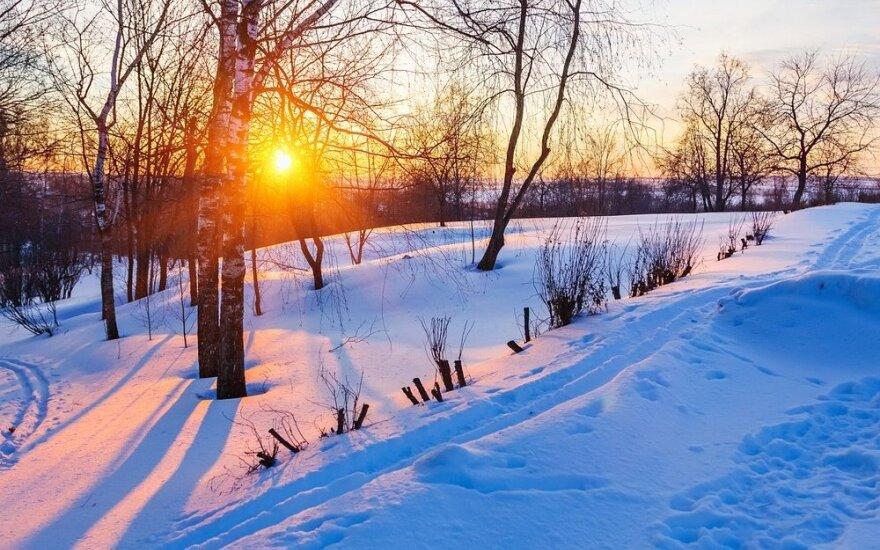 Žiemos saulėgrįža: kas tai per reiškinys ir kada jis įvyksta?