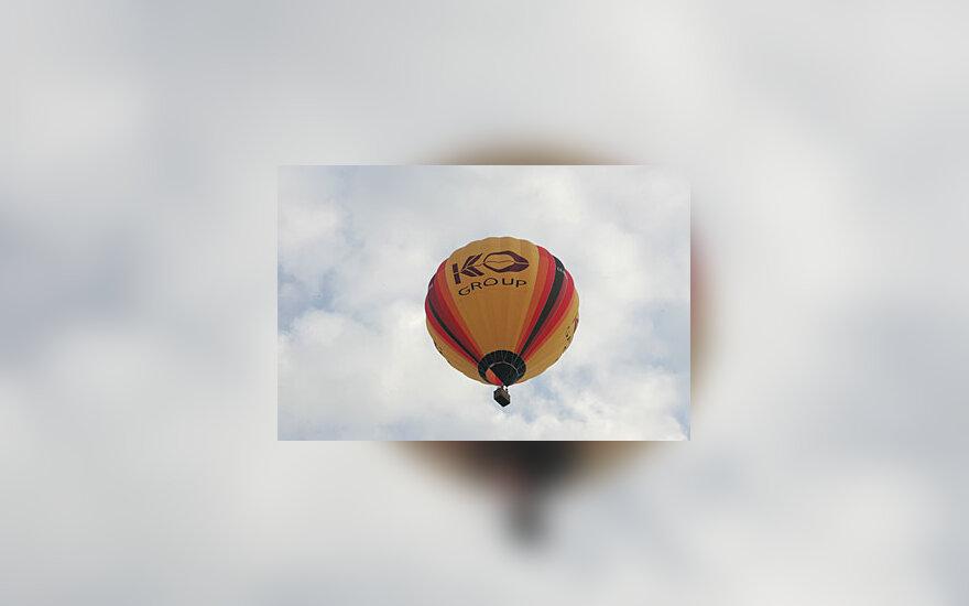 Oro balionas