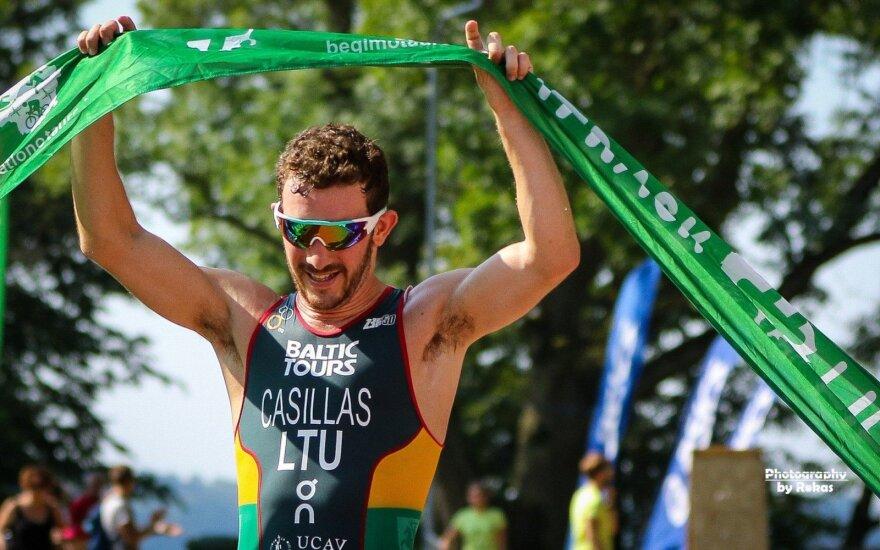 Lietuvos triatlono taurė, Veisiejų etapas