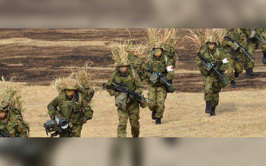 Japonijos kariai
