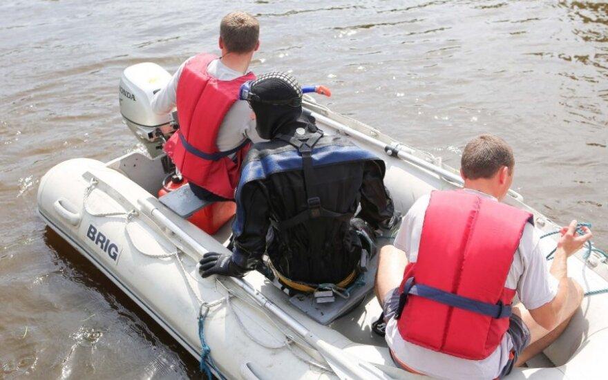 Rekordiškai karštą trečiadienį Lietuvos vandens telkiniuose nuskendo šeši žmonės