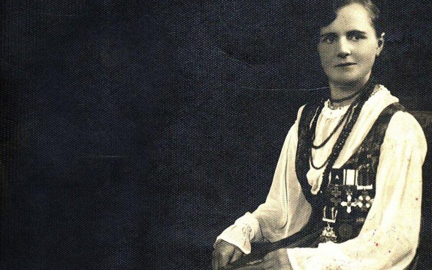 Marcelė Kubiliūtė.
