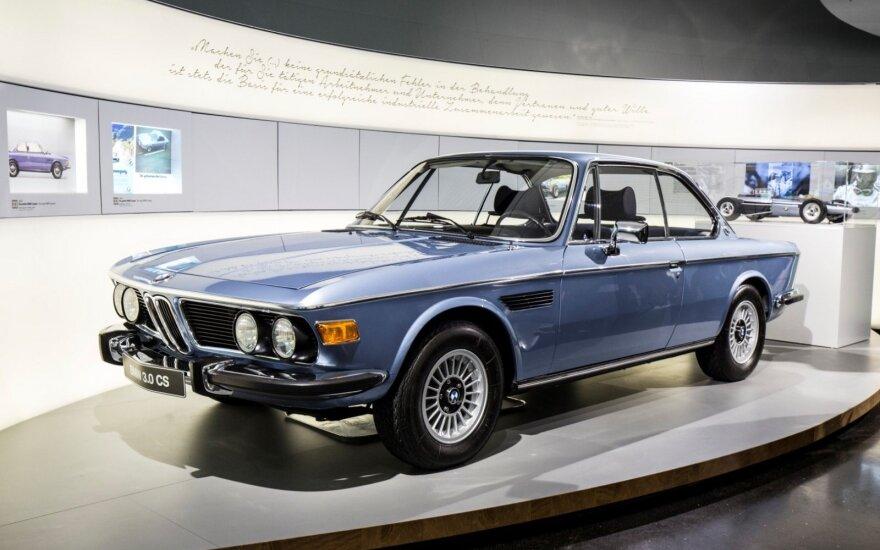 BMW muziejaus paroda