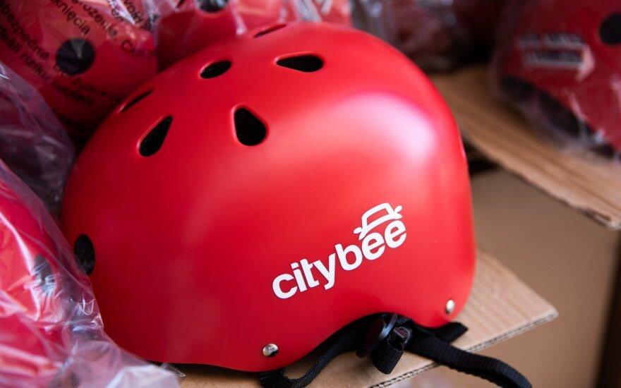 """""""CityBee Solutions"""" dvigubino pajamas ir pelną"""