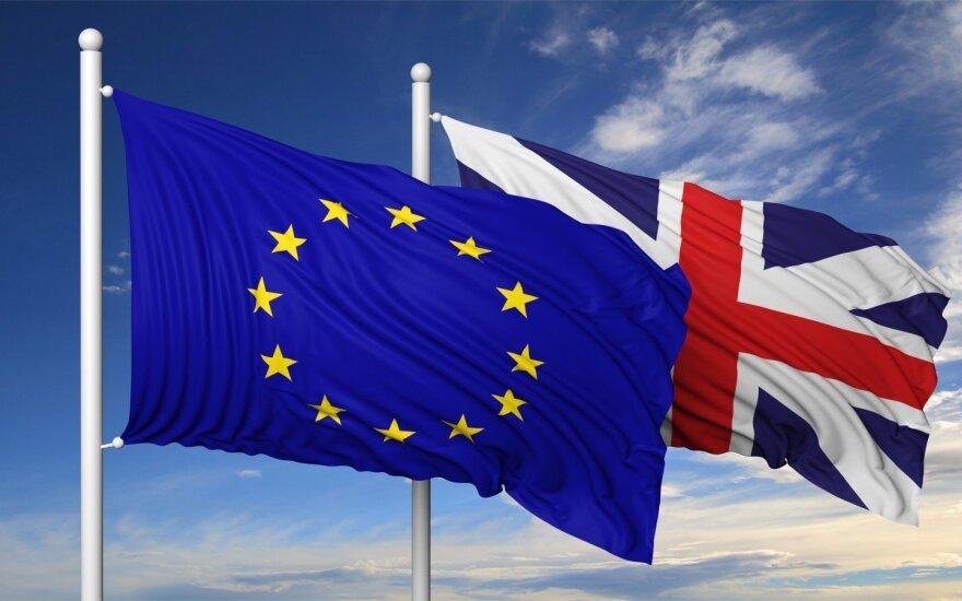 ES, JK vėliavos