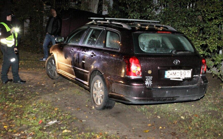 Vilniuje siautėjęs girtas vairuotojas sužalojo tris merginas: visoms sulaužyti kaulai