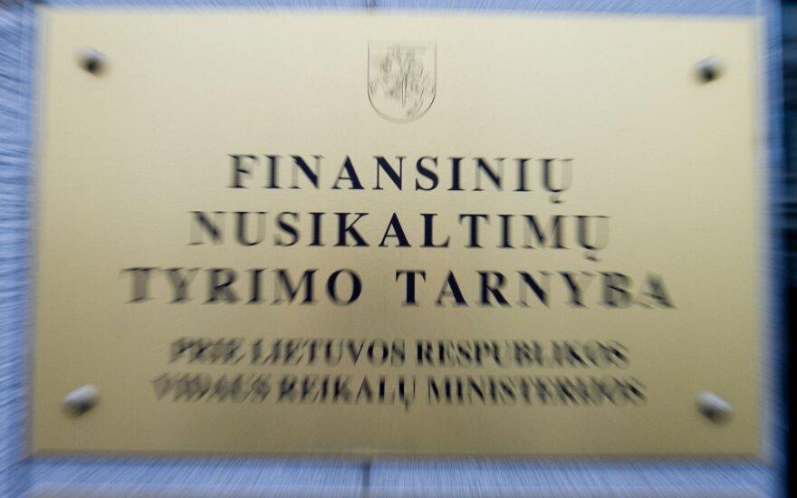 FNTT pradėjo du ikiteisminius tyrimus dėl pinigų plovimo